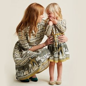 "Palava | ""Cinematic Story"" Mummy and Me Dresses"